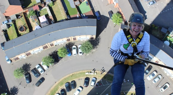 The National Abseil Centre Northampton